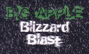 Big Apple Blizzard Blast 1996