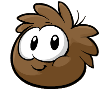 Brown Puffle Transparent.png