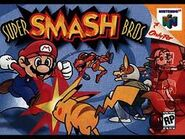 Super Smash Bros Cover