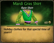 Mardi Gras Shirt