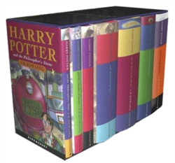 250px-Harry Potter Books