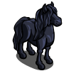 Black Gypsy Horse-icon