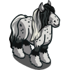 Irish Cob Horse-icon