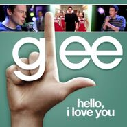 Glee - hello i love you2