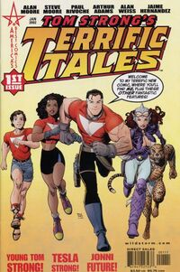 Tom Strong&#39;s Terrific Tales Vol 1 1