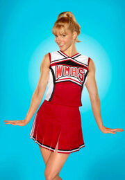 11; Brittany Pierce
