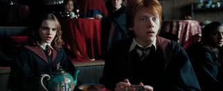 Ron And Hermione In Divination
