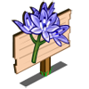 Spring Squill Mastery Sign-icon