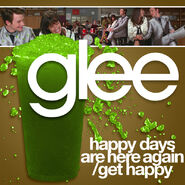 Glee - happy days