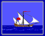 1987 Ship Pinnace