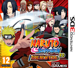 Naruto Shippuden 3D