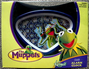 Fab starpoint kermit alarm clock 2006
