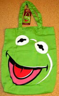 Bb designs kermit tote bag 2009