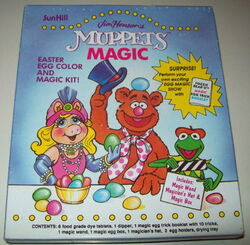 Sun hill 1991 easter egg magic show 1