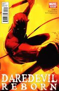 Daredevil Reborn Vol 1 2
