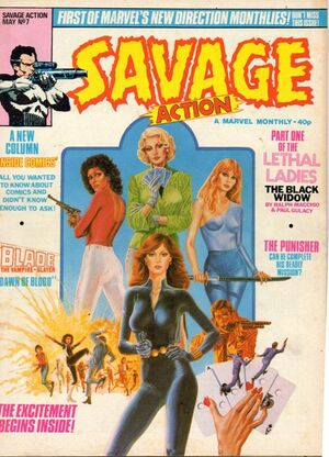 Savage Action Vol 1 7