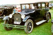 Dodge Series 124 4-Door Sedan 1927