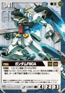 F90A - Gundam F90 Assault Type - Gundam War Card