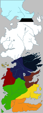 Regions of Westeros