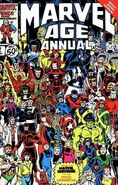 Marvel Age Annual Vol 1 2
