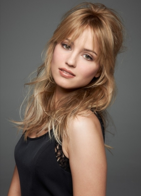 Hogwarts is magic DiannaAgron