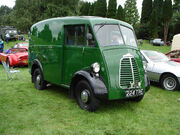 Morris Commercial JB 1957