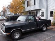 '83 Dodge D150 short bed
