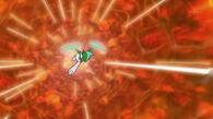 EP646 Gallade usando Onda vaco