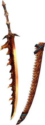"""Hero """"Hunter"""" from the game Monster Hunter 157px-Weapon449"""