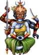 FF4PSP Asura Battle - Face 2