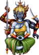 FF4PSP Asura Battle - Face 3