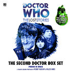 Second doctor box set