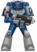Storm Wardens Tactical Marine