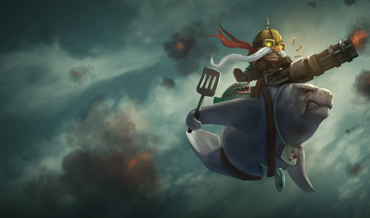 Urf Day - League of Legends Wiki - Champions, Items ...