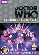 Spearhead from space special edition uk dvd