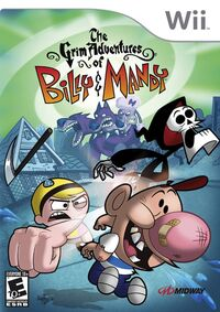 The Grim Adventures of Billy and Mandy (Wii) (NA)