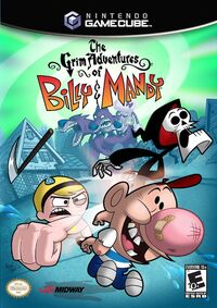 The Grim Adventures of Billy and Mandy (GC) (NA)