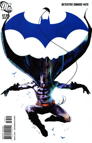 Cover for Detective Comics #873