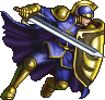 FF4PSP Baron Guardsman