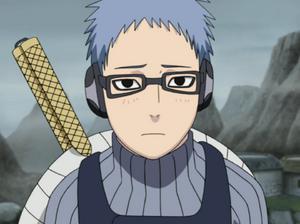 Os Sete Espadachins da Névoa (Naruto) 300px-Chojuro_2