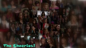 The cherrios collage