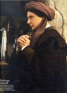 Kwiryniusz Quirrell