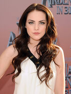 Elizabeth+Gillies+Last+Airbender+New+York+MgnsqqPmMvYl