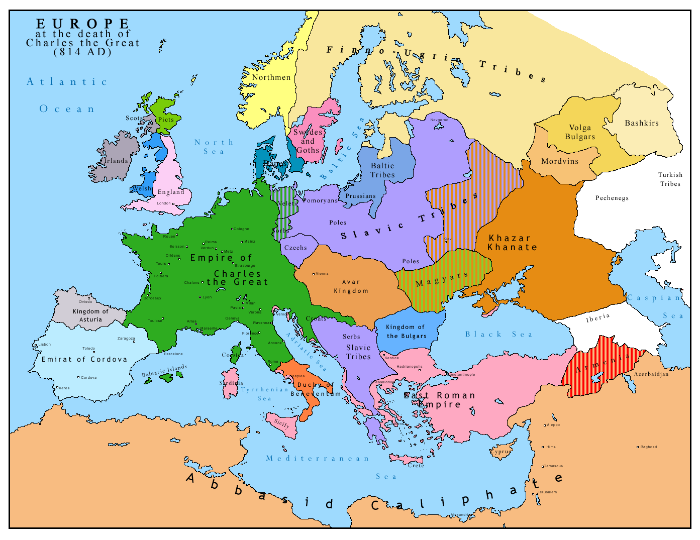 Europe and Poland
