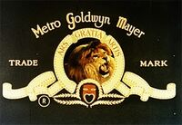 Metro-Goldwyn-Mayer Logo