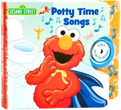 Tiny potty time songs