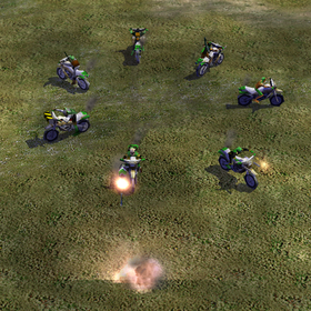 CombatCycle Gen1 Game1