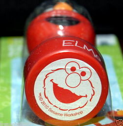 Toy island stamper 2010 elmo 2