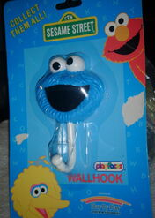 Play by play 1997 cookie monster hook 1