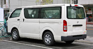 Toyota Hiace H200 506